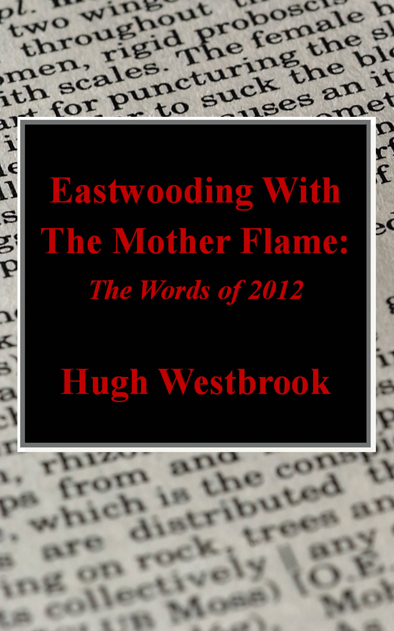 Eastwooding With The Mother Flame