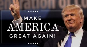 Donald Trump campaign website